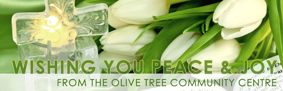 Wishing you Peace and Joy at Easter From The Olive Treen Community Centre_A